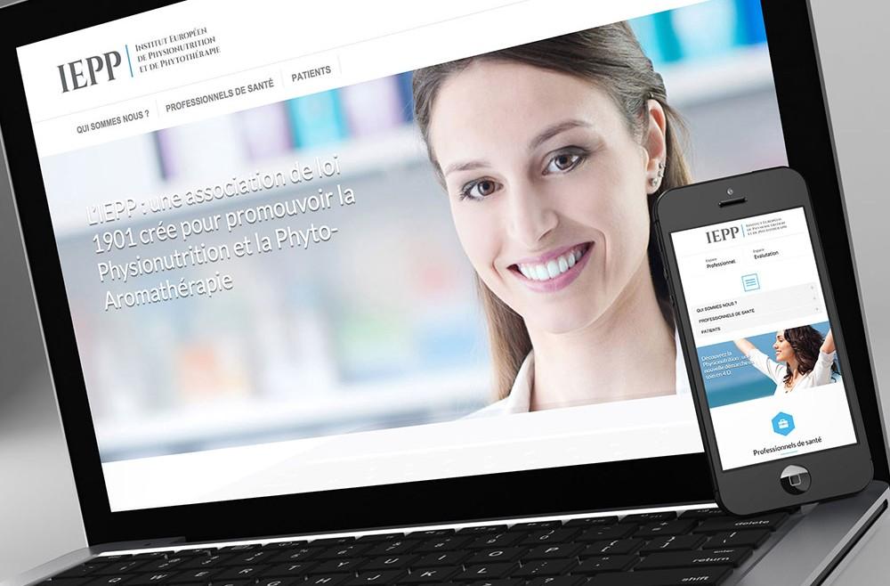 Logo et Site Internet IEPP