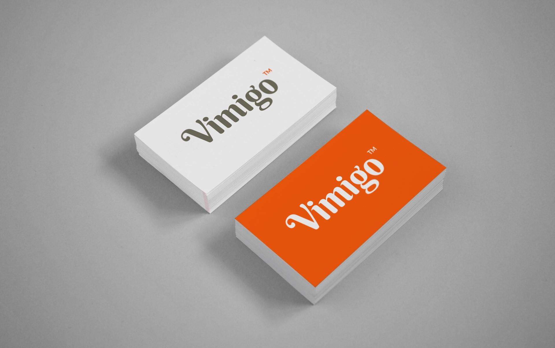 Création du logo Vimigo
