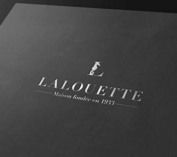 Création du logo de la Maison Lalouette