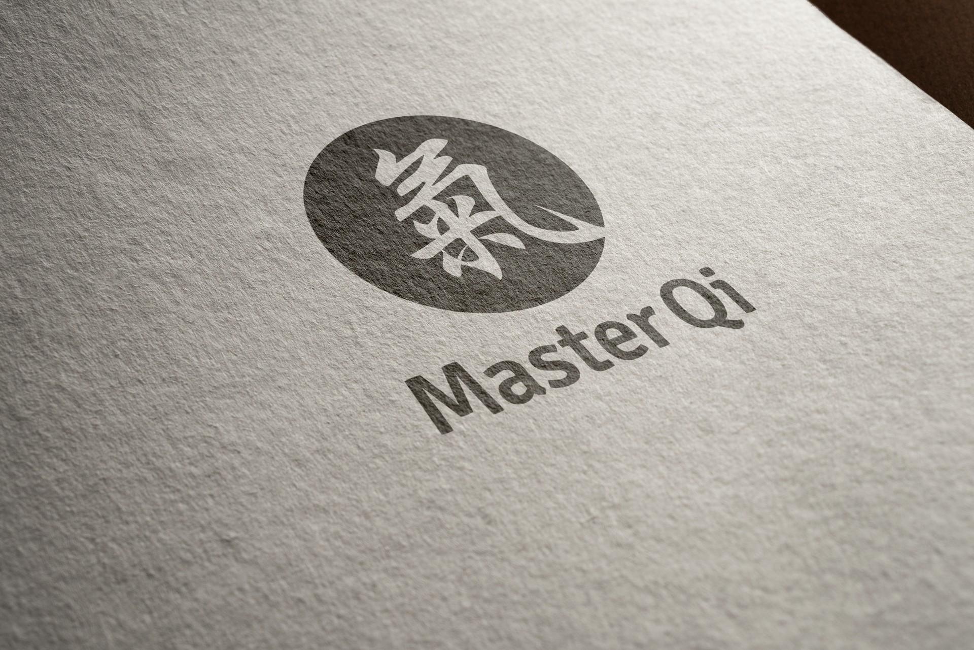Design Logo Master Qi