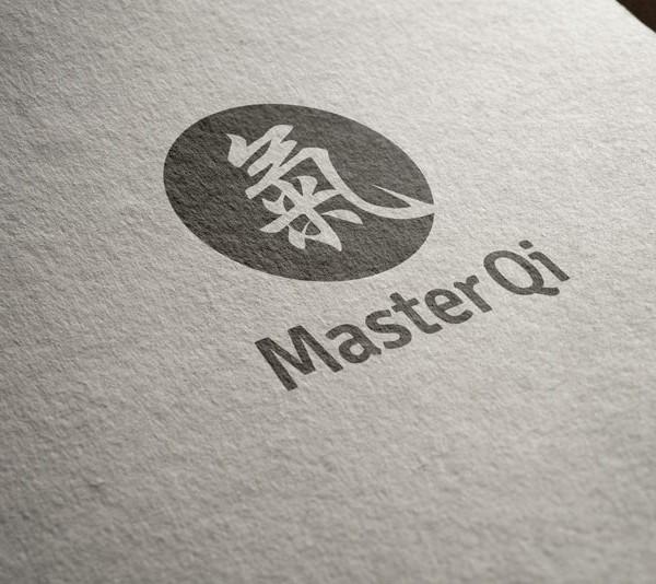 Logo Master Qi