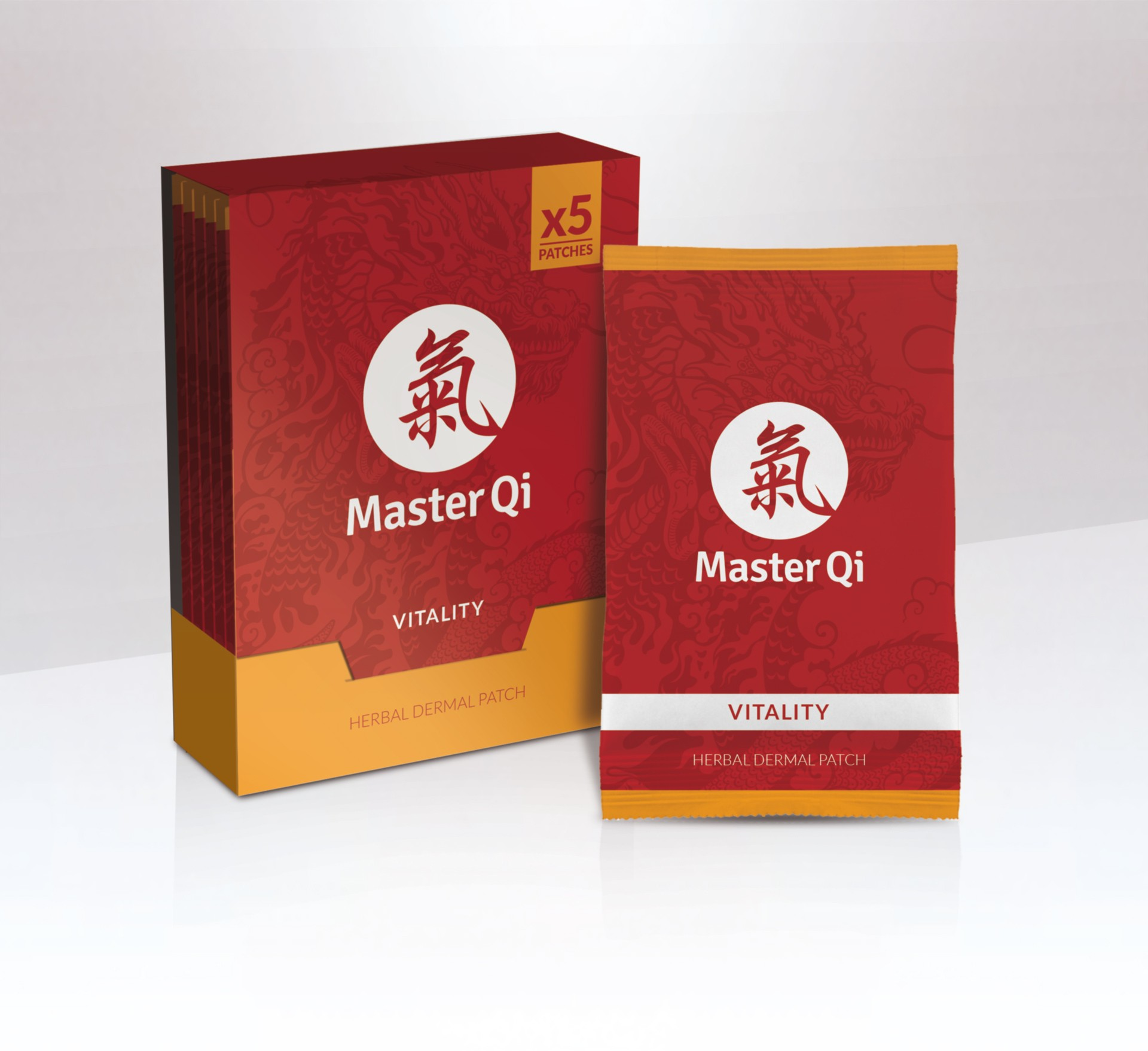 Design Packaging Master Qi