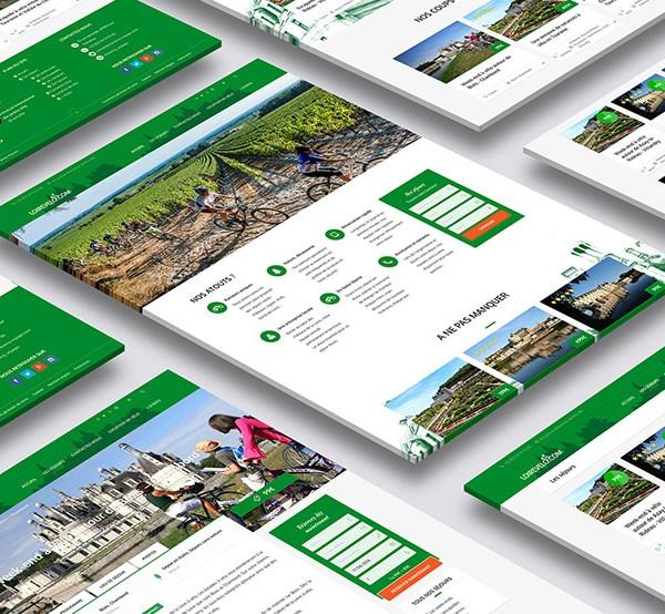 Site internet Loirevelo.fr
