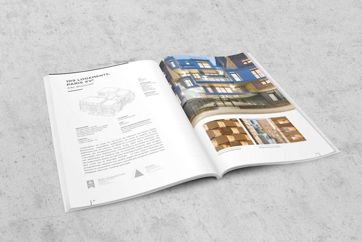 Book de l'agence Petitdidierprioux