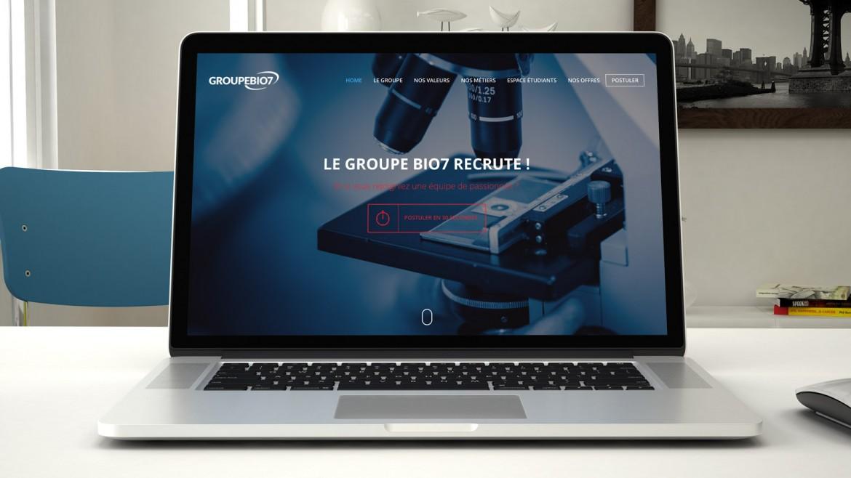 site Internet BIo7